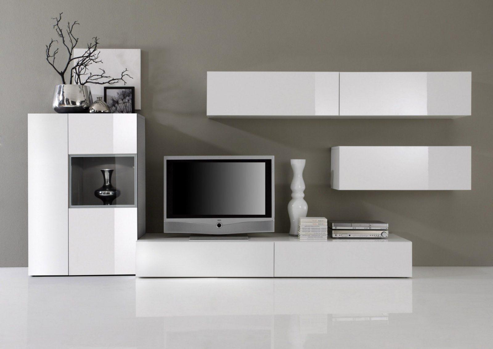 Elegant Hängeschrank Für Hängeschrank Wohnzimmer  Wohnzimmer Ideen von Hängeschrank Wohnzimmer Weiß Hochglanz Bild
