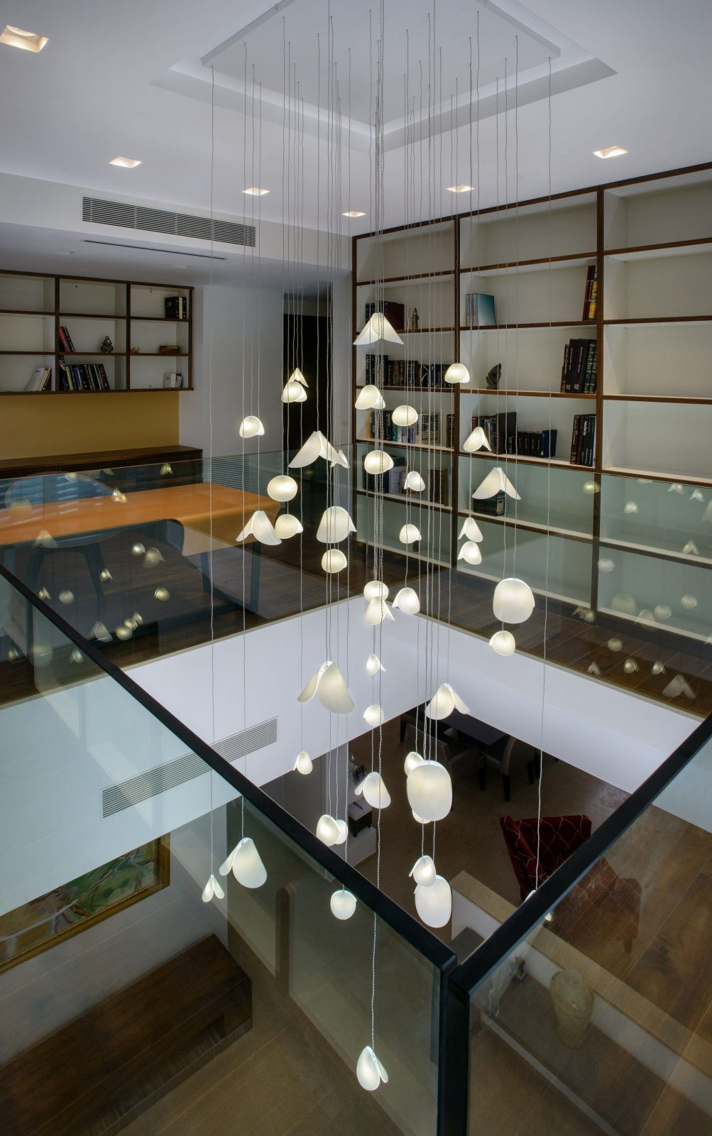 Elegant Lighting Collectiongalilee Lighting Is Excited To von Modern Chandelier For High Ceiling Bild