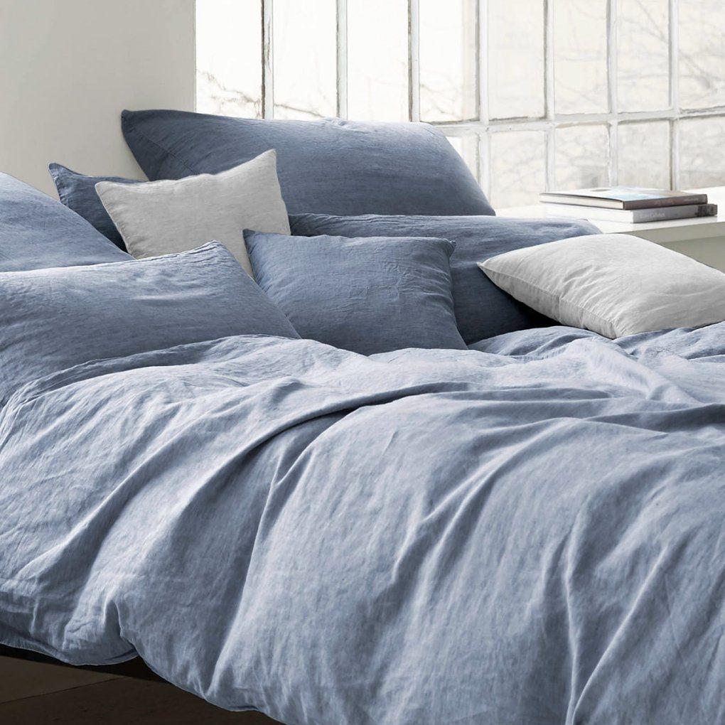 Elegante Leinen Bettwäsche Breeze Ocean Günstig Online Kaufen Bei von Leinen Bettwäsche Günstig Photo