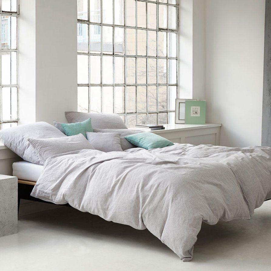 Elegante Leinen Bettwäsche Breeze Weiss Günstig Online Kaufen Bei von Leinen Bettwäsche Günstig Bild