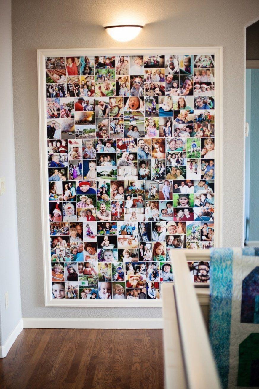 Perfekt Elegantes Fotocollage Selber Machen Ideen Fotocollage Selber Machen Von  Collage Auf Leinwand