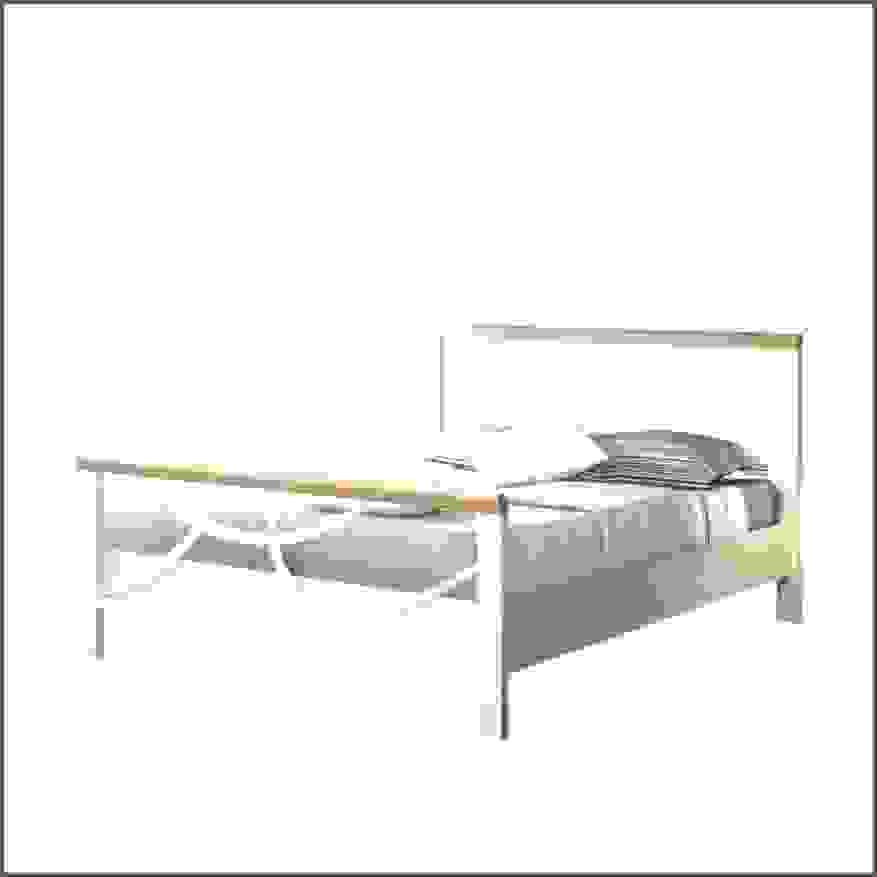 Elegantes Metallbett Weiß 90×200 Metallbett Weiss Design Weia Mit von Ikea Metallbett Weiß 90X200 Photo