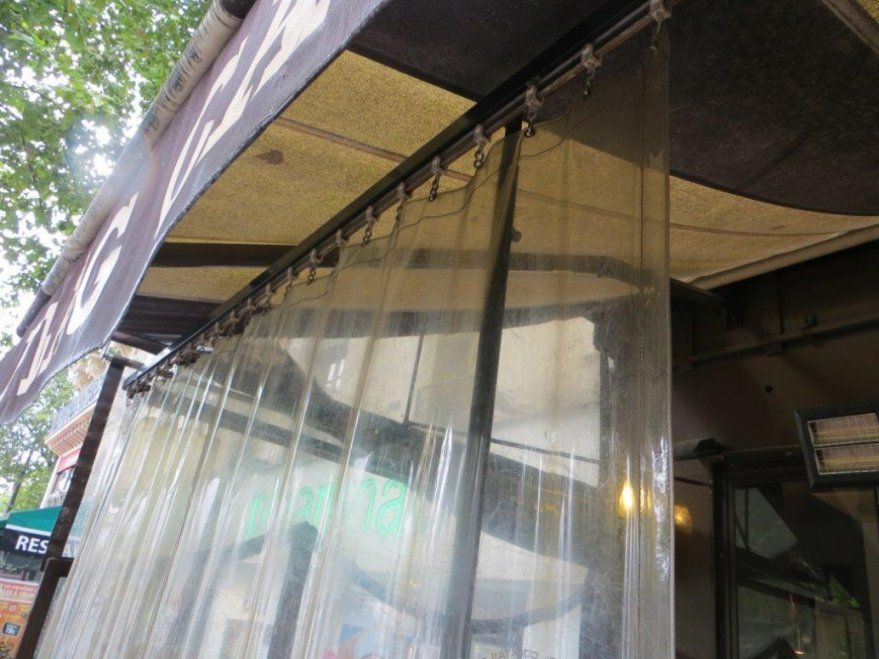 Elegantes Sichtschutz Balkon Selber Machen Regenschutz Terrasse von Balkon Regenschutz Selber Bauen Bild