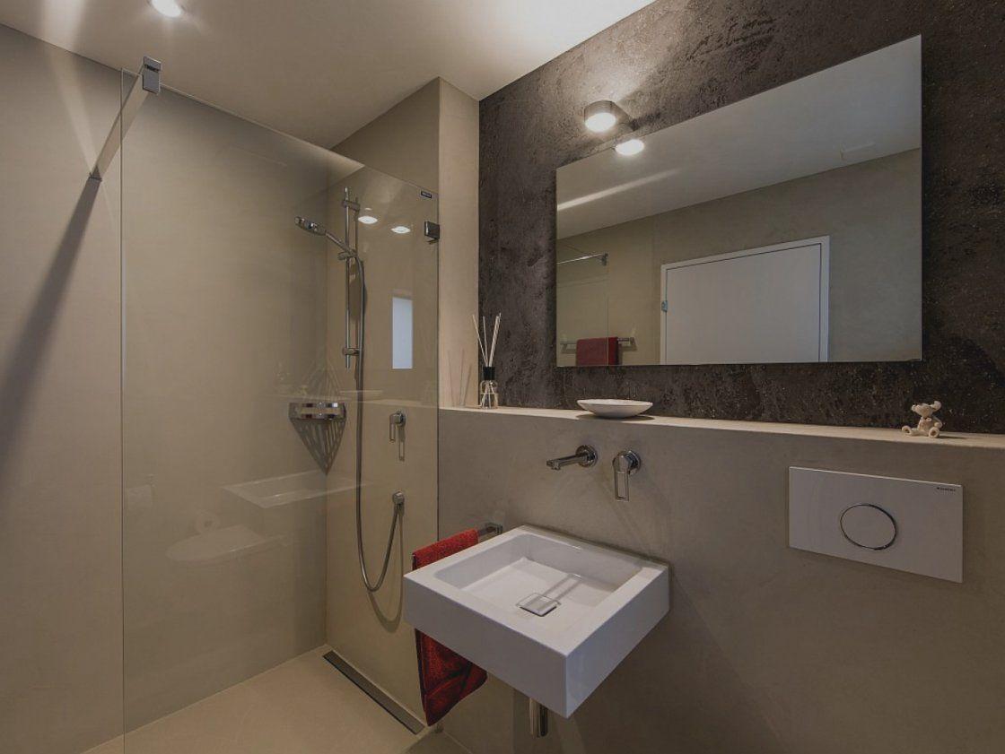 Elegantes Unikat Badezimmer Wandgestaltung Ohne Fliesen von Badezimmer Wandgestaltung Ohne Fliesen Bild