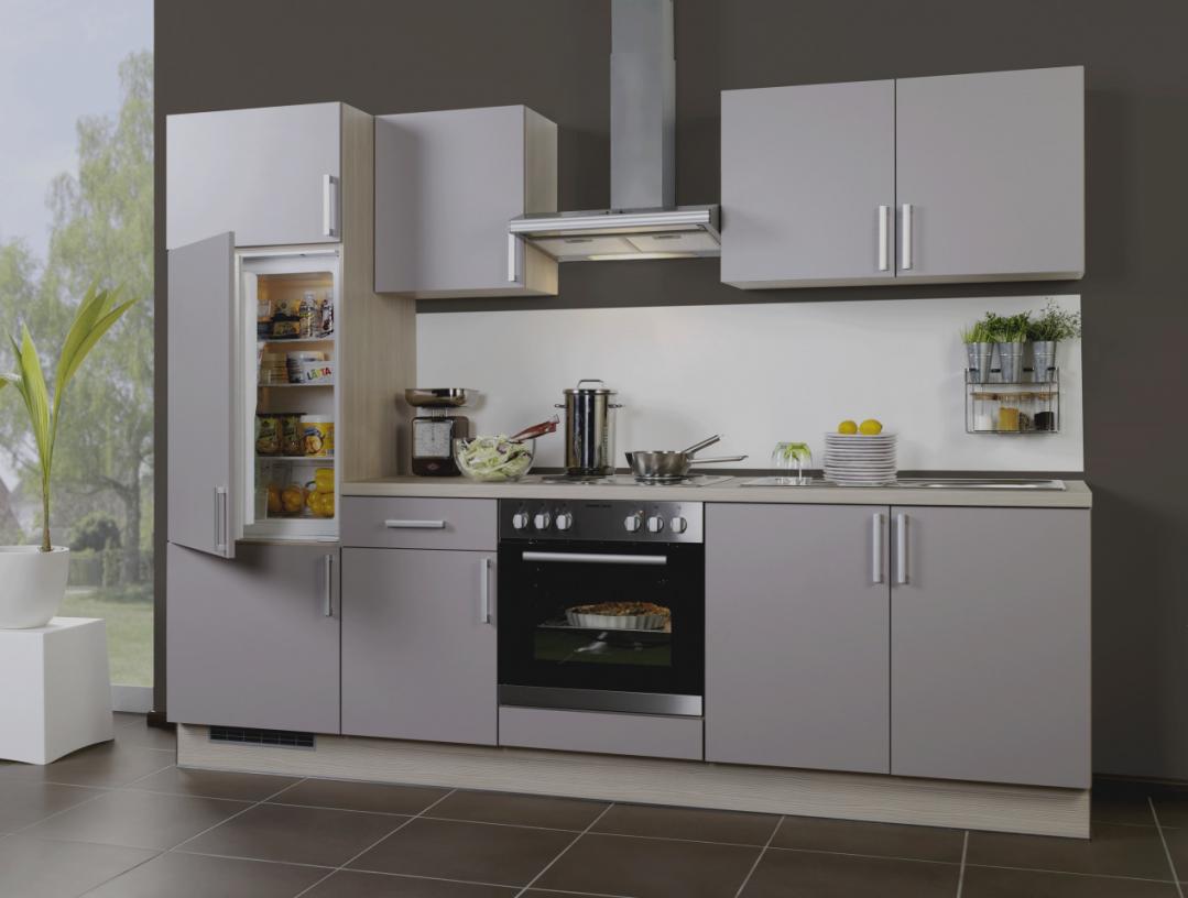 Elegantes Unikat Kuchenzeile Mit Elektrogeraten Held Möbel von Küchenzeile 260 Cm Mit Elektrogeräten Photo