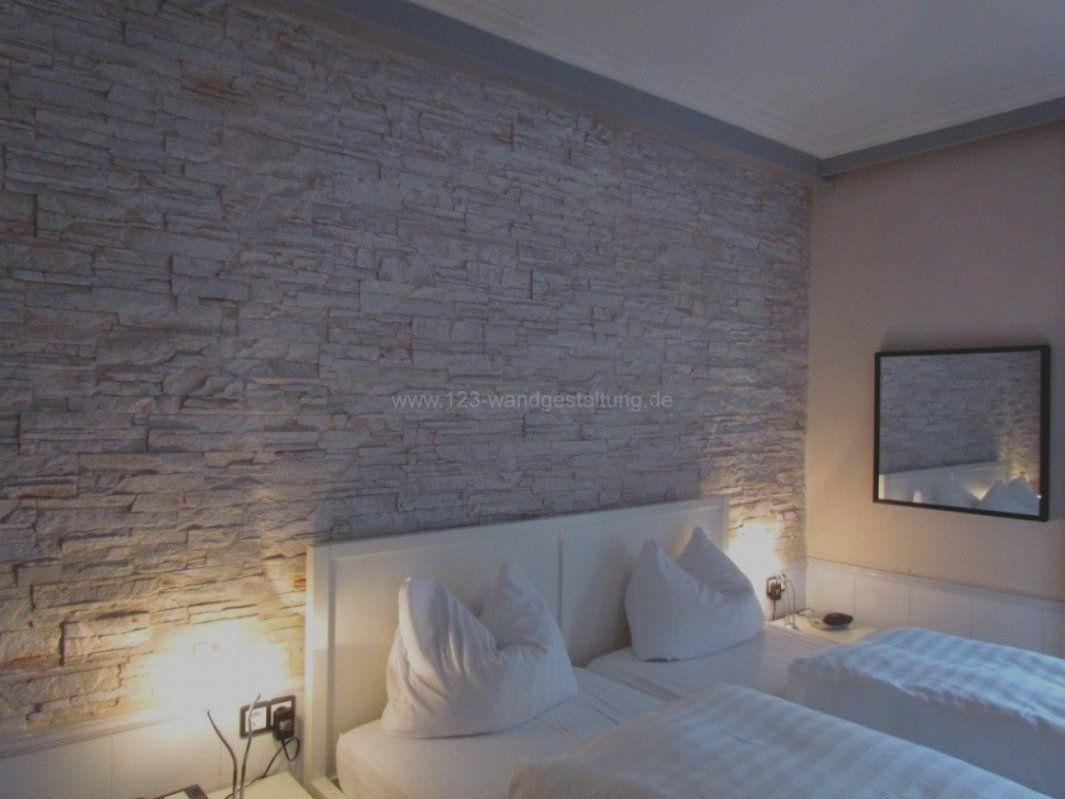 Elegantes Unikat Wand Gestalten Mit Steinen Beliebt Zuhause Idee von Wände Mit Steinen Gestalten Bild