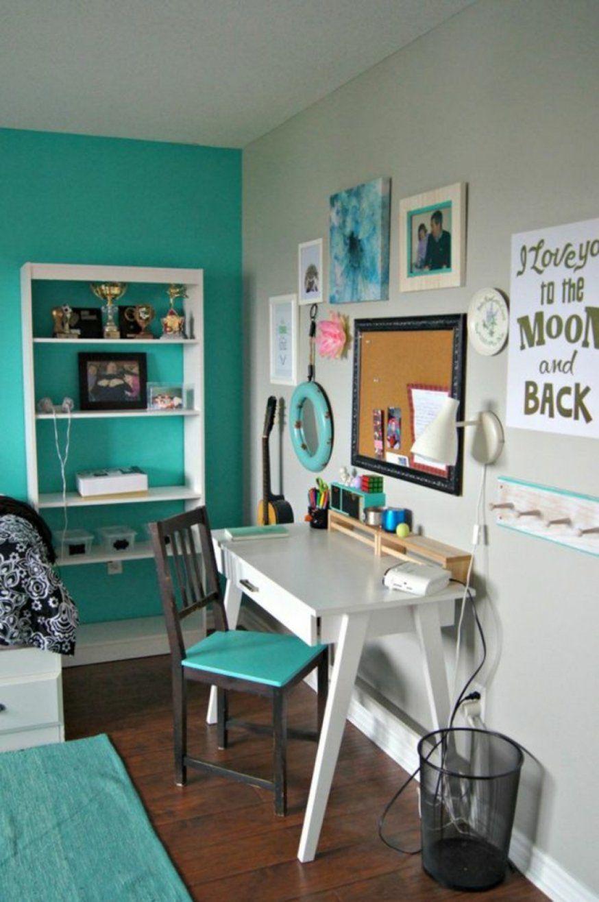... Elegantes Wandgestaltung Jugendzimmer Jugendzimmer Ideen So Von Jugendzimmer  Wände Gestalten Ideen Photo ...
