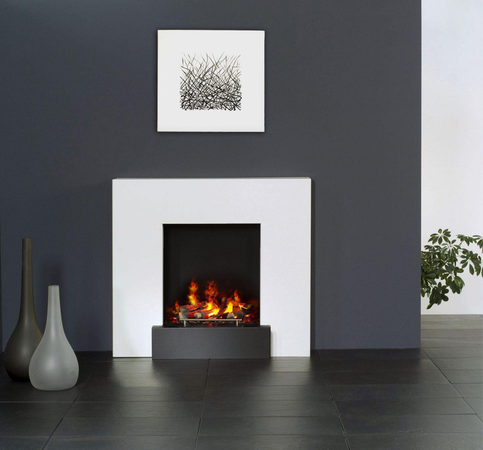 Elektrischer Wandkamin Mit Fernbedienung Elektrisch Kamin von Kamin Ohne Echtes Feuer Bild