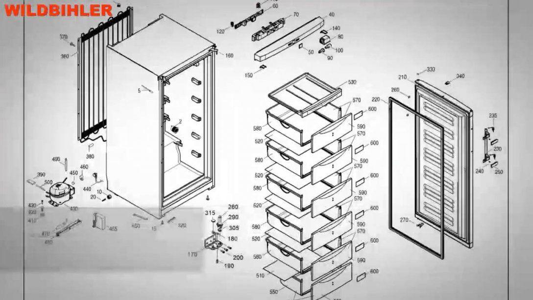 Elektro Wildbihler  Elektrofachgeschäft Liebherr Ersatzteile von Ersatzteile Für Liebherr Kühlschrank Bild