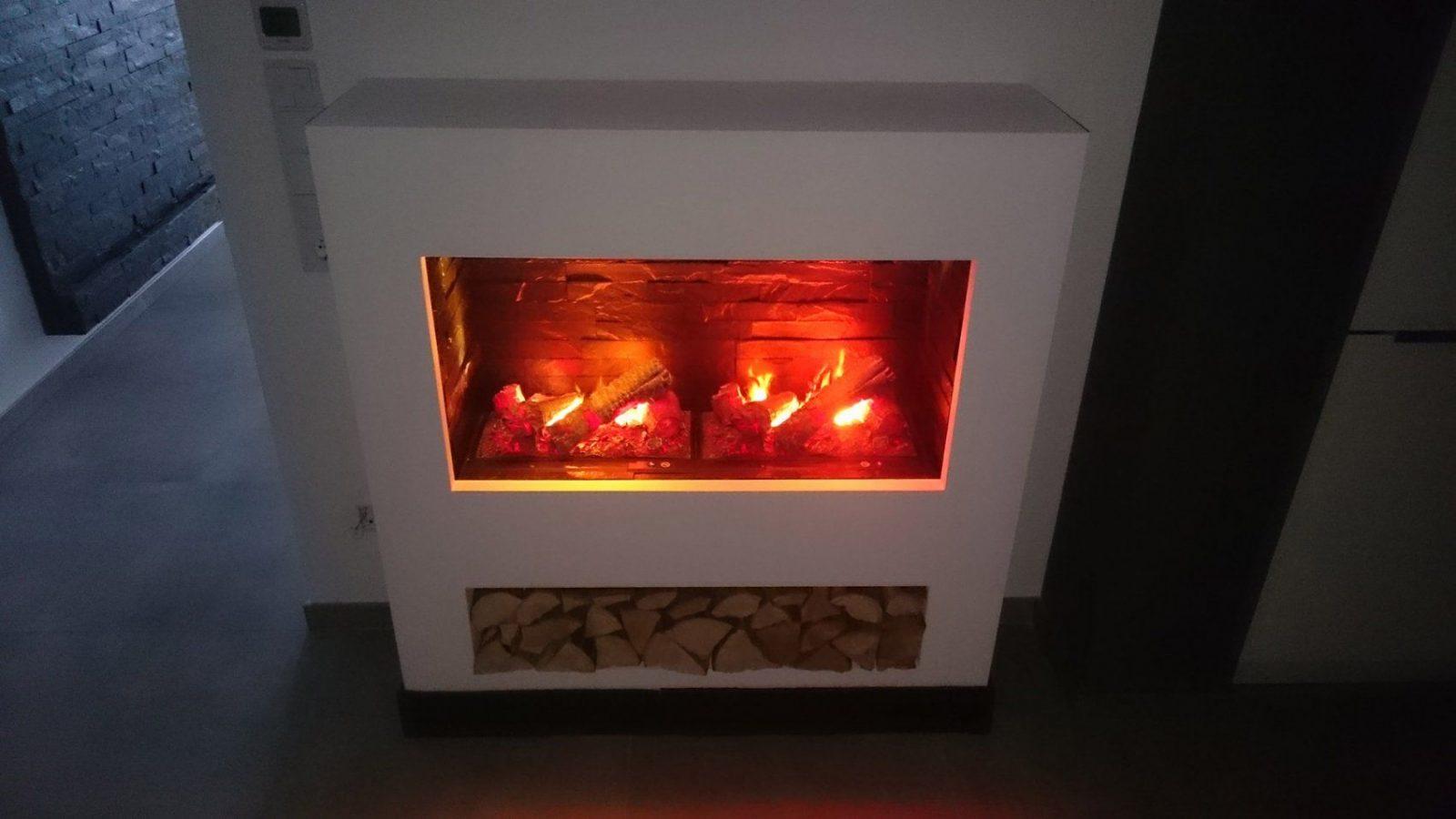 Elektrokamin 3D Flammeneffekt Beste Von Elektrokamin Selber Bauen von Elektrokamine Mit Wasserdampf Feuer Bild