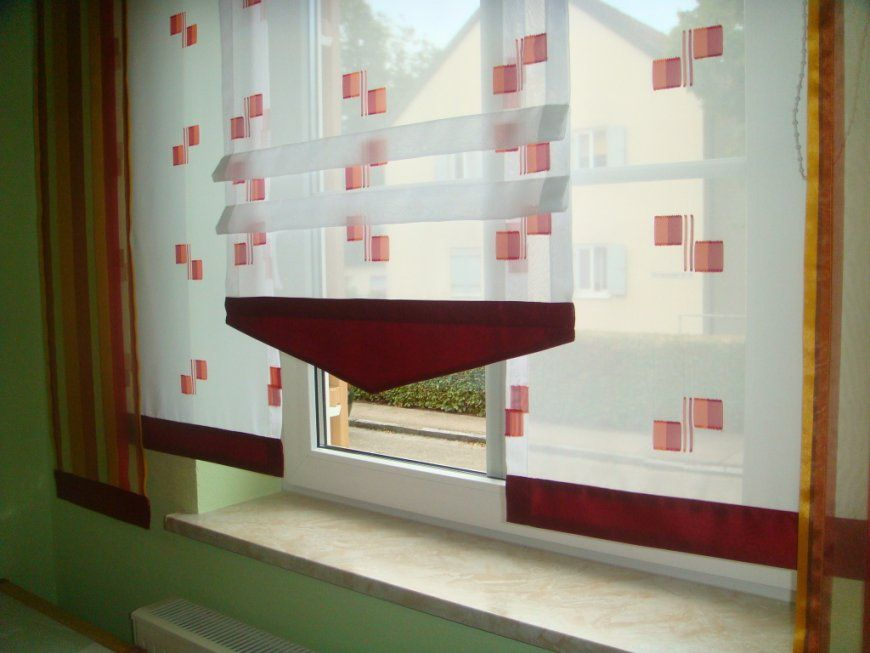 Emejing Gardinen Selber Machen Contemporary  Kosherelsalvador von Gardinen Bogen Selber Nähen Bild