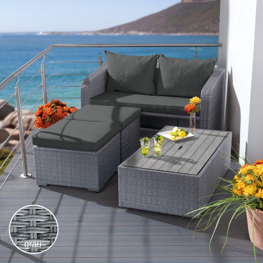Emejing Loungemöbel Für Kleinen Balkon Gallery  Kosherelsalvador von Lounge Möbel Kleiner Balkon Bild