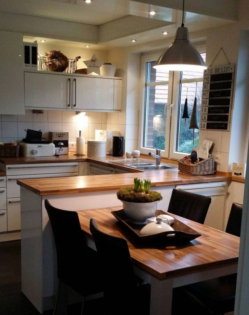 Entdeckt Die Schönsten Inspirationen Und Ideen Weißer Küchen Mit von Moderne Küchen Schöner Wohnen Photo