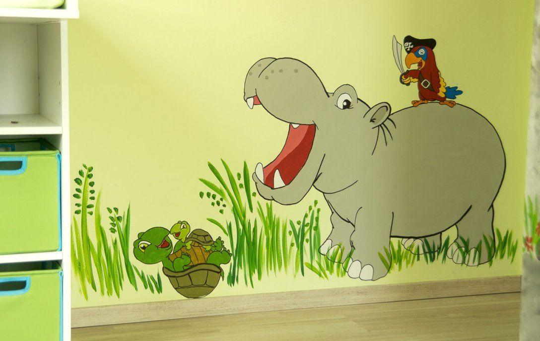 Entzückende Ideen Wandbilder Selber Malen Kinderzimmer Und Avec von Wandbilder Kinderzimmer Selber Malen Photo