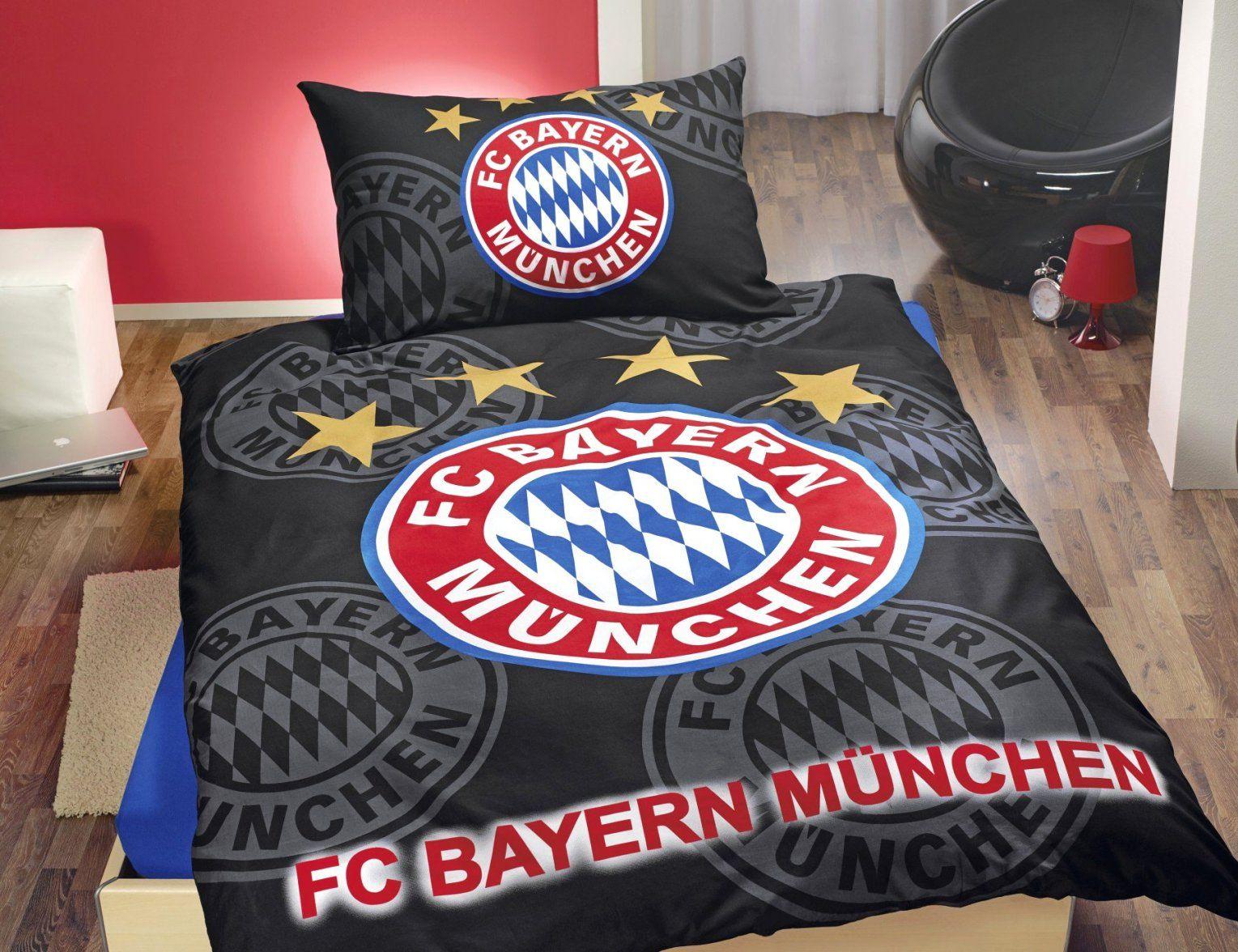 Entzückende Inspiration Bayern München Bettwäsche Und Zufriedene Fc von Bayern München Bettwäsche Günstig Bild