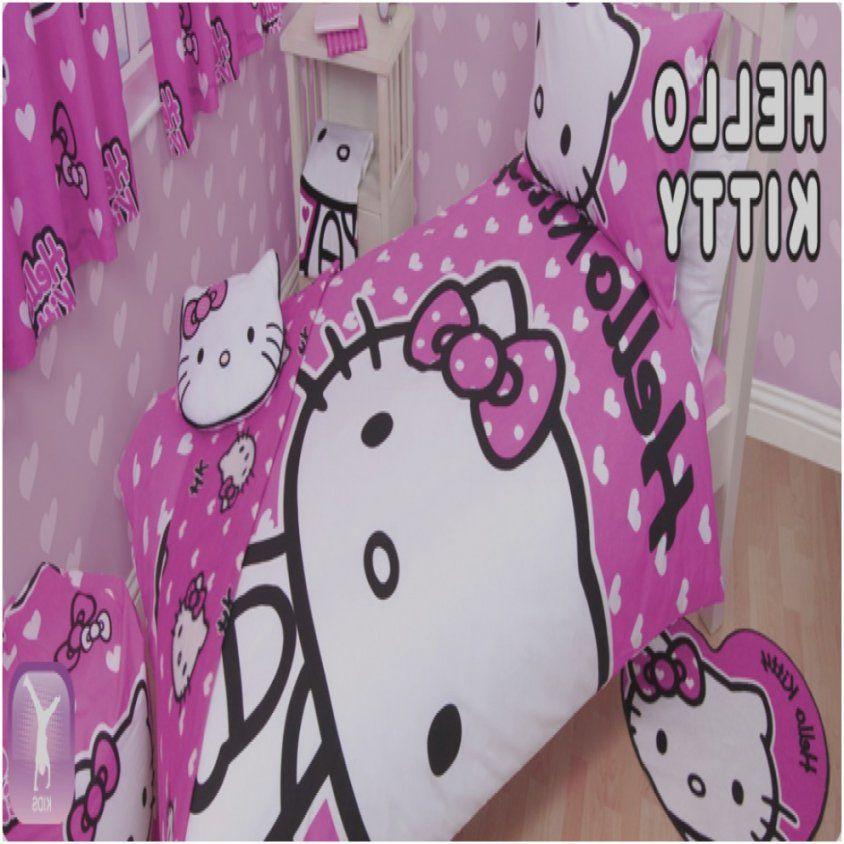 Erfahren Sie Alles Über Hallo Kitty Bettwäsche 14X14 Von von Hello Kitty Bettwäsche 100X135 Bild