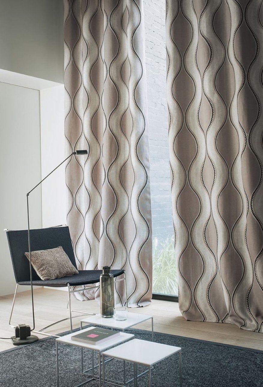 Erfreut Gardinenmuster Bilder  Wohnzimmer Dekoration Ideen von Gardinen Muster Katalog Bild
