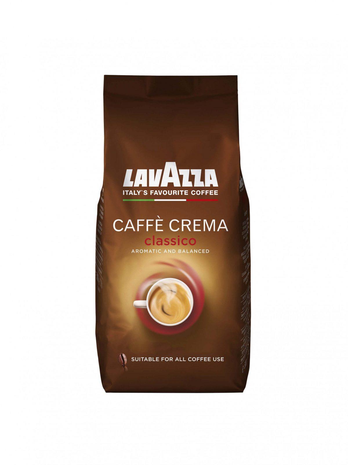 Ergebnisse Zu Classico  Teeoderkaffee von Lavazza Crema Classico Angebot Bild