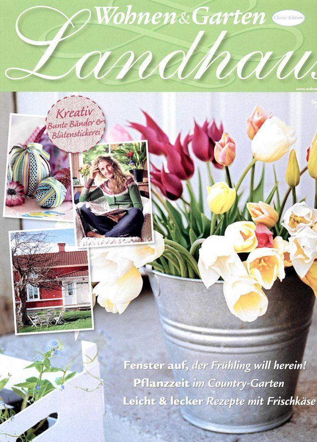 Eribé Knitwear  Blog  Landhaus Wohnen & Garten von Landhaus Wohnen Und Garten Photo