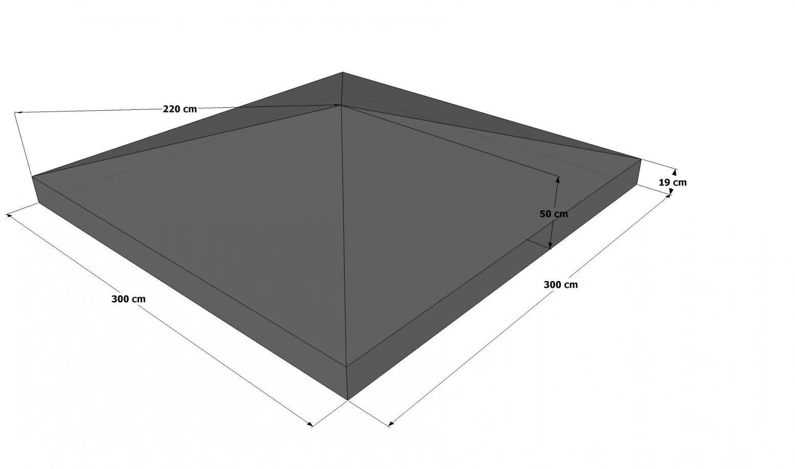 Ersatzdach Ersatzdach Dubai Markise Grau Neu U Ovp With Ersatzdach von Pavillon Ersatzdach 3X3 Wasserdicht Bild