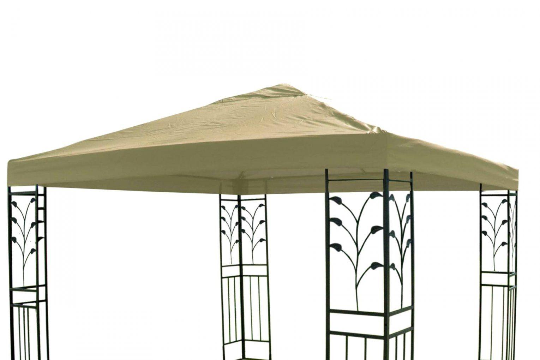 Ersatzdach Pavillon 3×3 Beige von Pavillon Dach 3X3 Beige Bild