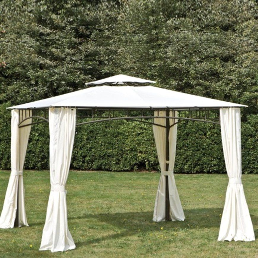 pavillon dach 3x3 beige haus design ideen. Black Bedroom Furniture Sets. Home Design Ideas