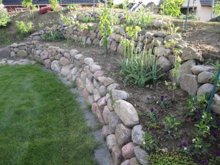 Erstaunlich Garten Mit Steinen Anlegen Mit Fabelhafte Kies Fr Garten von Gartengestaltung Mit Steinen Am Hang Photo