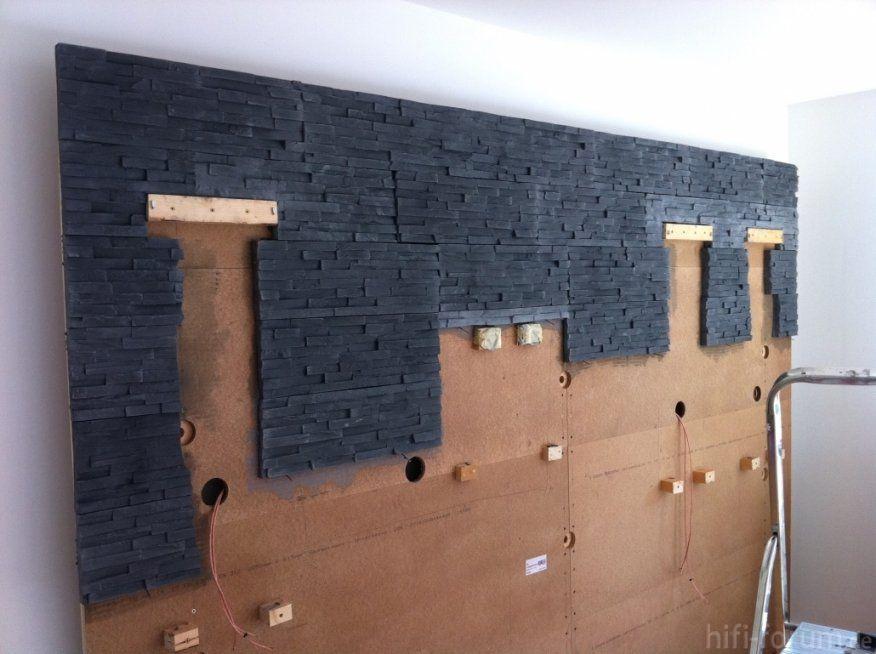 Erstaunlich Ideen Tv Wand Wandverkleidung Holz Selber Bauen von Wandverkleidung Holz Selber Bauen Photo