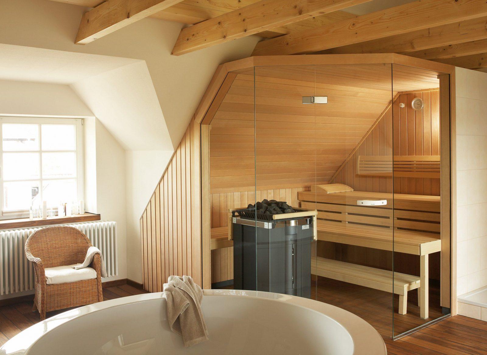 Erstaunlich Kleine Sauna Für Zuhause Sauna Im Keller Einbauen von Sauna Im Keller Einbauen Bild