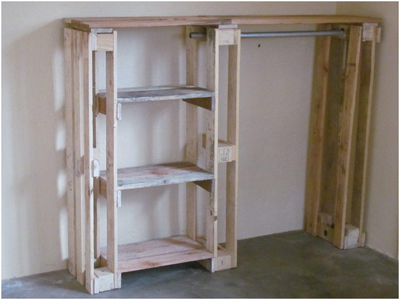 Garderobe selber bauen aus paletten haus design ideen - Pool rutsche selber bauen ...