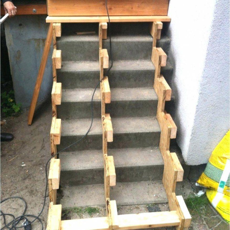 Erstaunlich Terrasse Treppe Selber Bauen Holztreppe Selber Bauen von Kleine Treppe Selber Bauen Photo