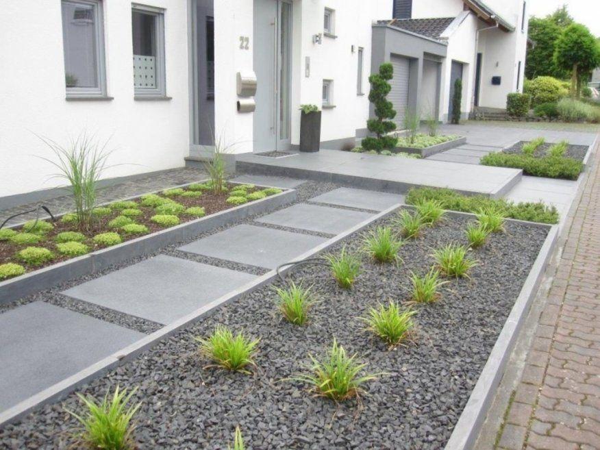 Erstaunlich Vorgärten Mit Steinen Vorgarten Modern Kies  Desain Club von Vorgarten Moderne Gestaltung Kies Photo