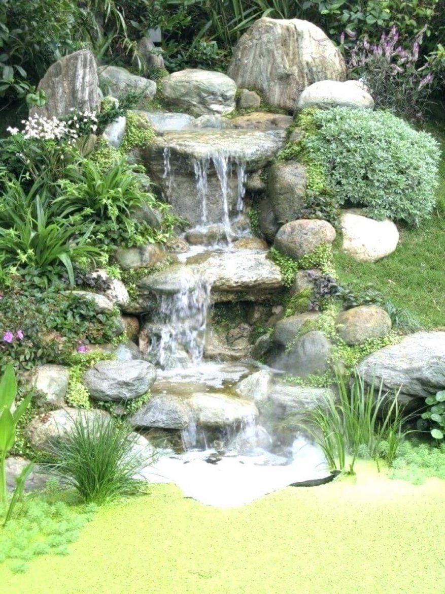 Erstaunlich Wasserfall Garten Bauen Anleitung Wasserfall Garten von Wasserfall Garten Bauen Anleitung Photo