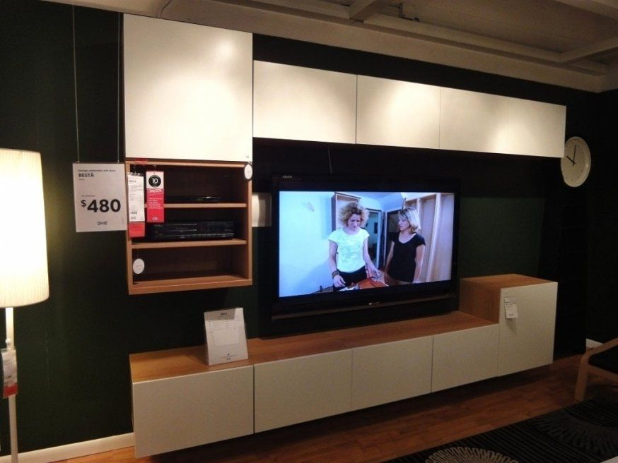 Ikea Besta Wohnwand Mit Awesome Besta Ideen Homemaison 3 Und Von