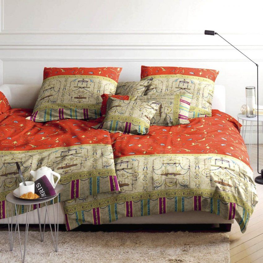 Erstaunliche Ideen Bassetti Bettwäsche Reduziert Und Tolle Orange von Bassetti Bettwäsche Reduziert Photo