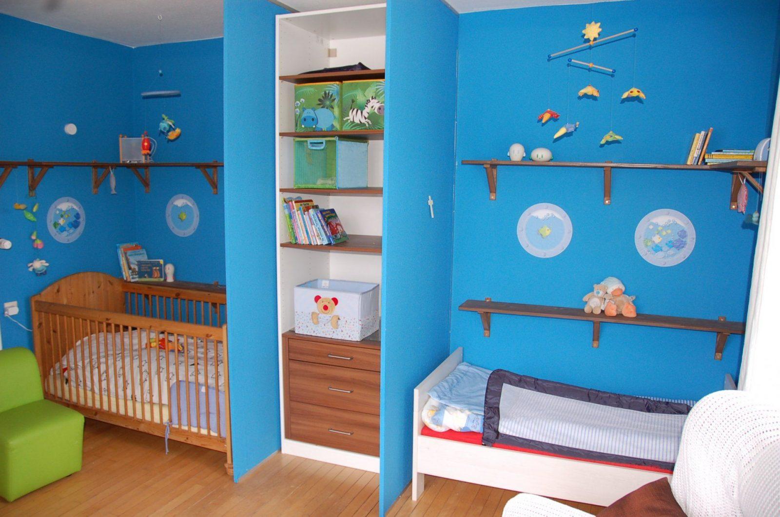 Erstaunliche Inspiration Kinderzimmer Für Zwei Jungs Und Von Kleines  Kinderzimmer Für Zwei Einrichten Bild