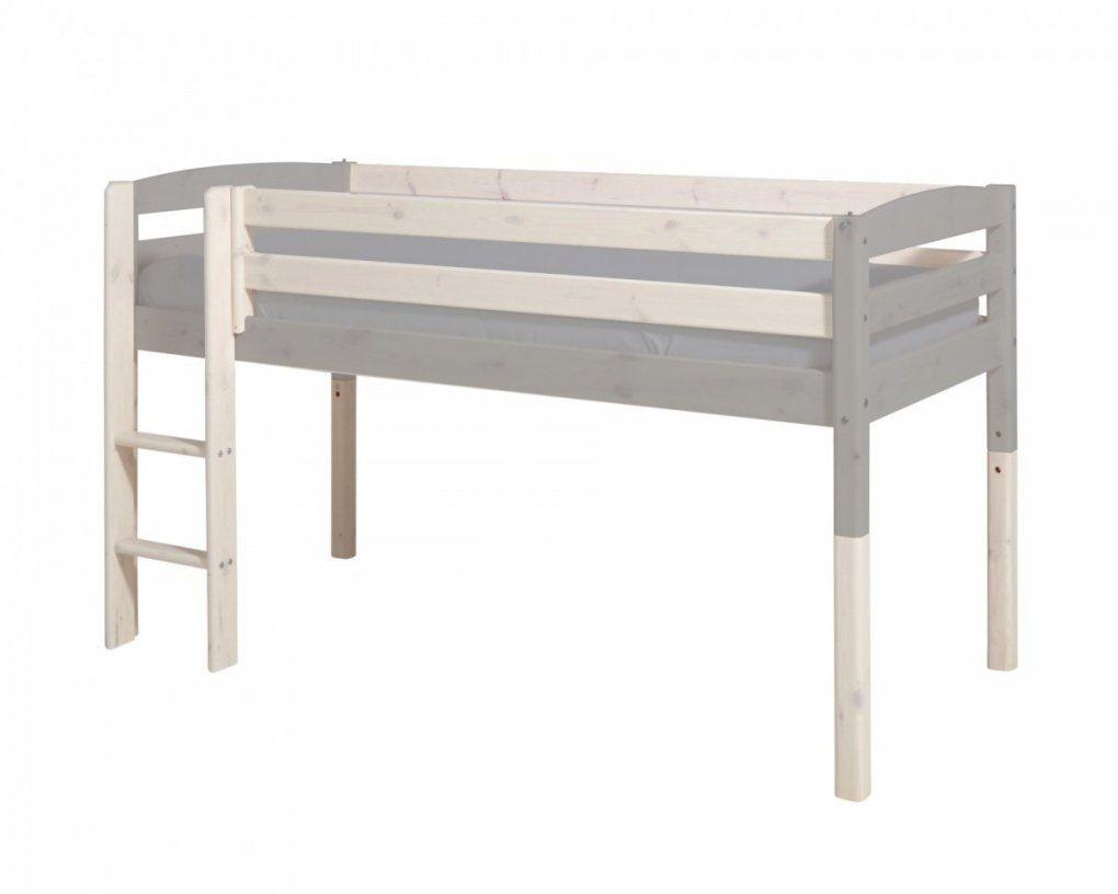 Erweiterung Trendy (Halbhohes Bett Mit Leiter)  Dänisches Bettenlager von Halbhohes Bett Dänisches Bettenlager Bild