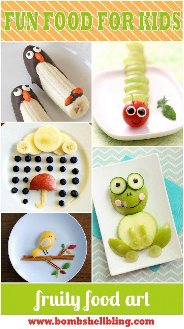 Essen Anrichten Bilder Aus Obst Servieren Party Feier Gäste von Obst Deko Für Kindergeburtstag Photo