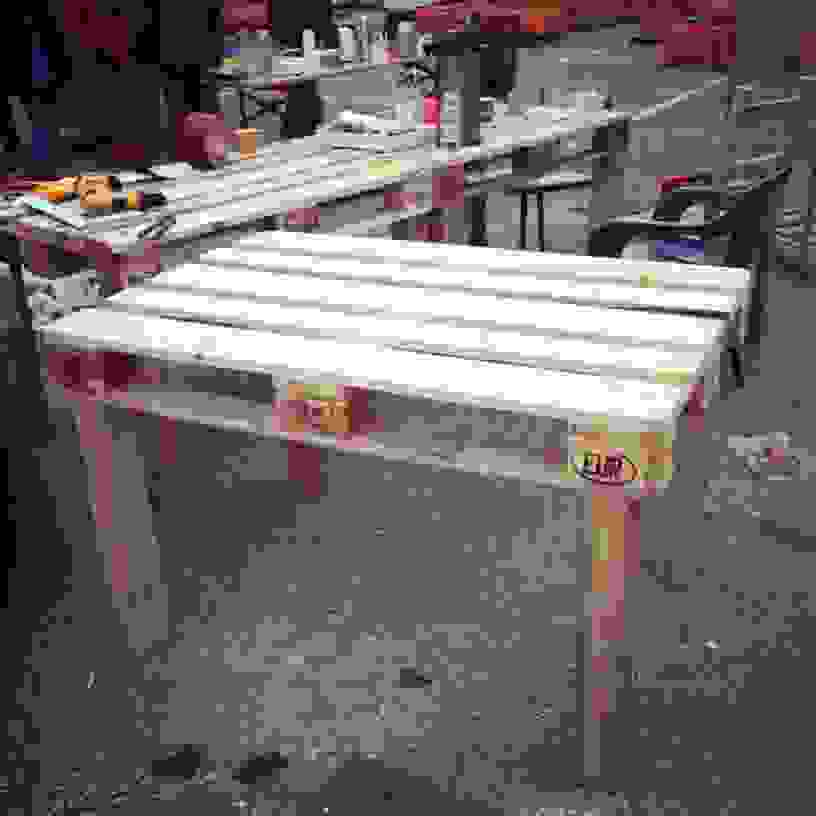 Esstisch Aus Paletten Selber Bauen Hd Wallpaper Bilder Entzückend von Esstisch Aus Paletten Selber Bauen Anleitung Bild
