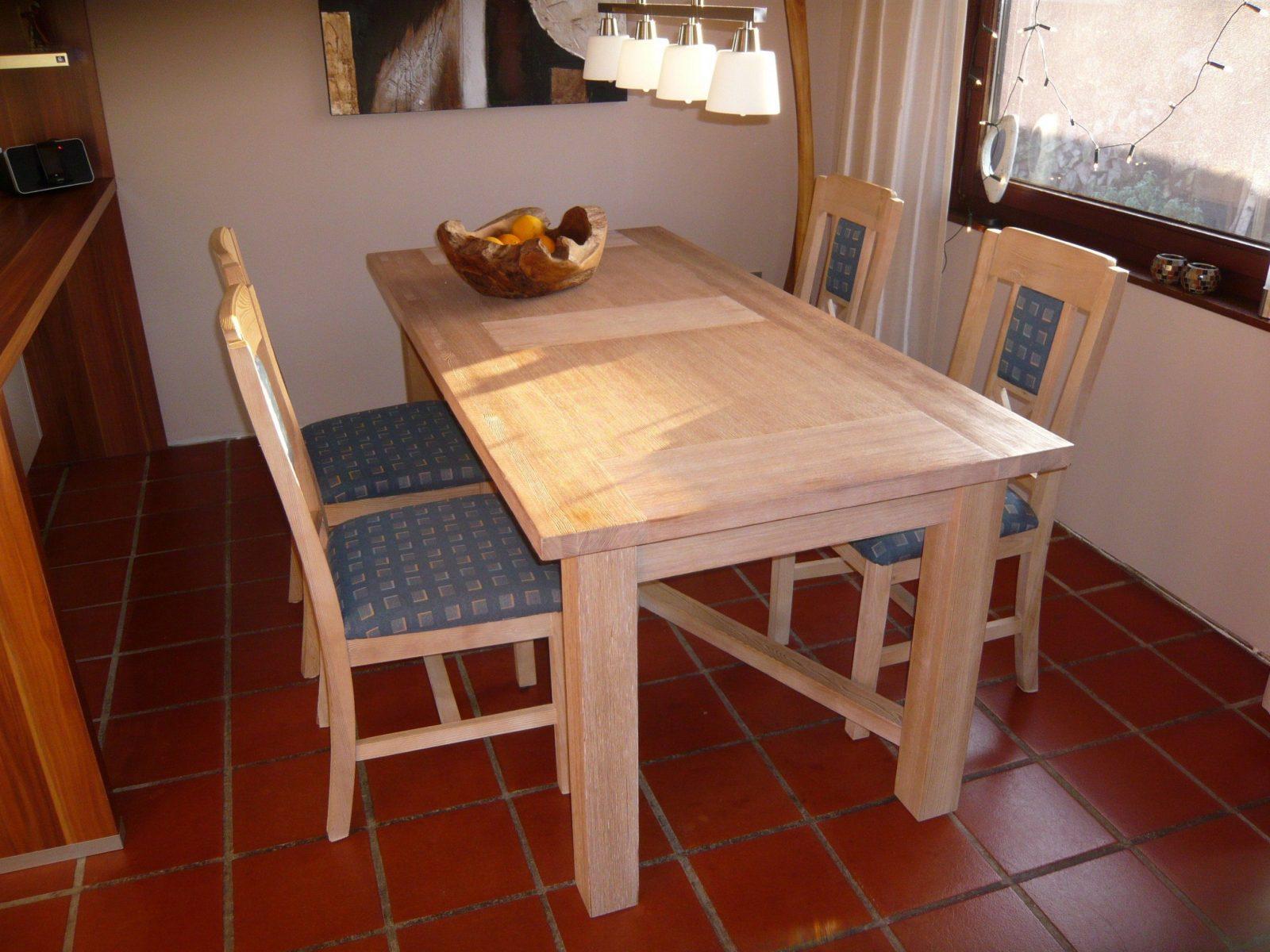 Esstische Entzückend Esstisch Pinie Design Esstisch Pinie Honig von Pinie Gekälkt Und Gebürstet Bild