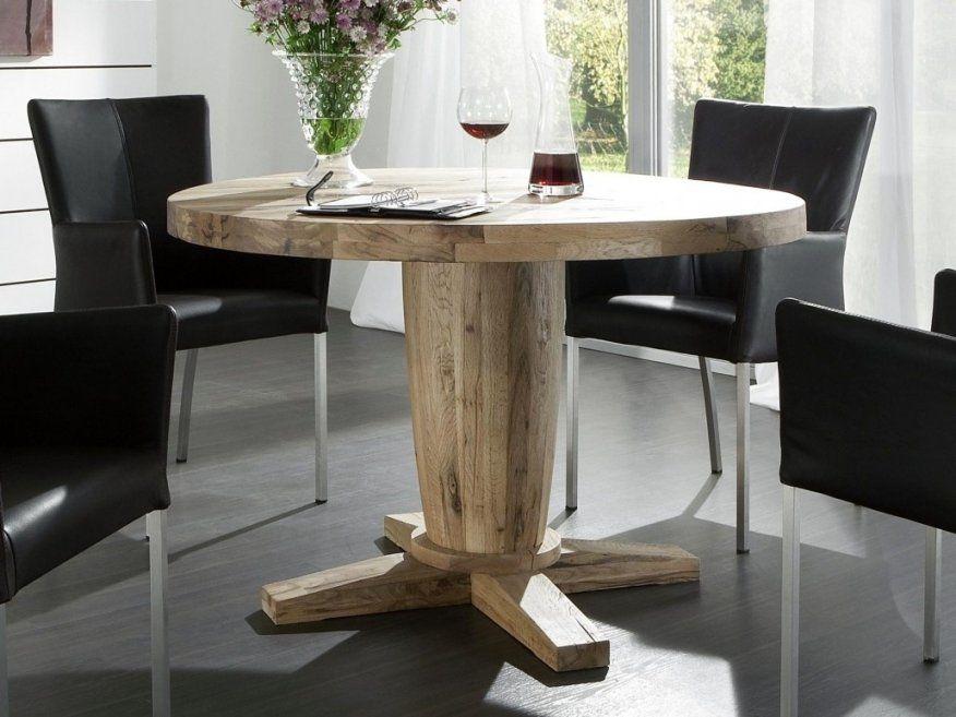 Esszimmer Ideen Hinreißend Kleiner Runder Esstisch Design Einfach von Kleiner Küchentisch Zum Ausziehen Bild