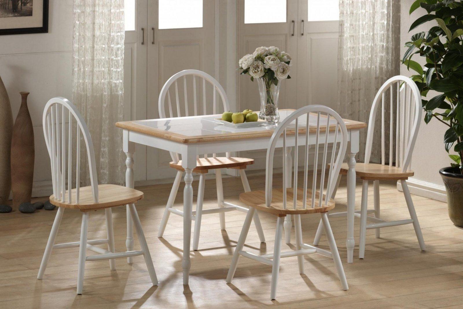 Esszimmer Möbel Schwarz Tisch Und Stühle Weiß Holz Tisch Kompakte