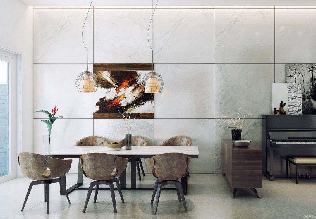 Esszimmer Stühle Moderne Esszimmer Gestaltung E1416772592480 von Moderne Bilder Für Esszimmer Bild