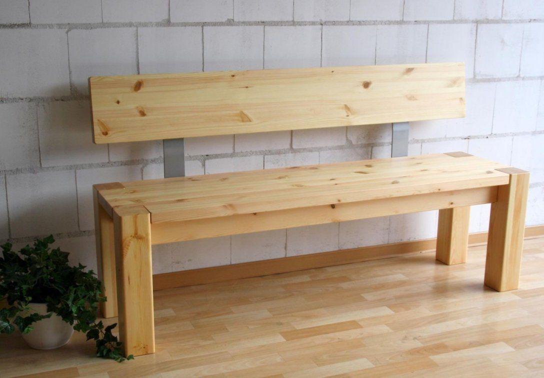 Esszimmer Trefflich Esszimmer Bank Holz Design Sitzbank Esszimmer von Esszimmerbank Mit Lehne Holz Bild