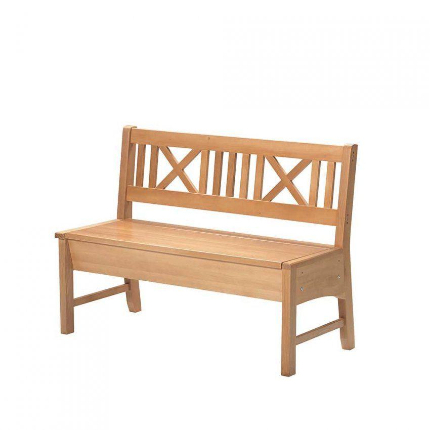 Esszimmerbank Holz Online Kaufen Auf Pharao24 von Esszimmerbank Mit Lehne Holz Bild