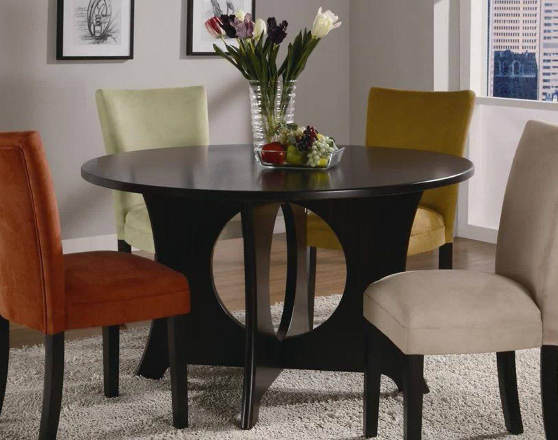 Esszimmersets Runder Tisch 2017  Zuhause Inspiration Design von Eckbank Für Runden Tisch Bild