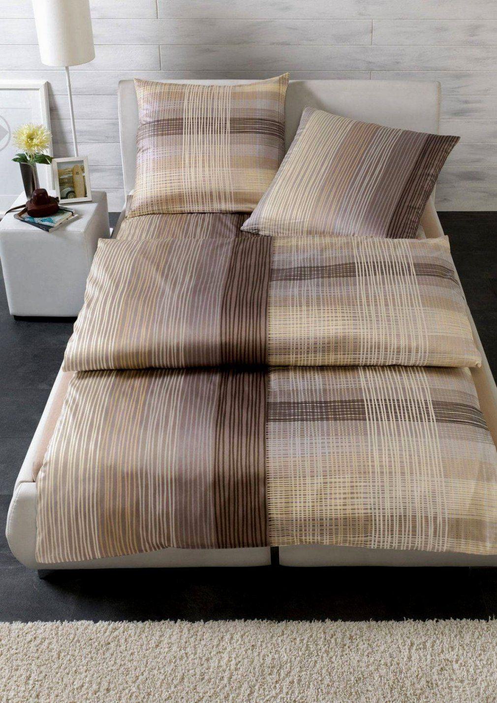 Estella Bettwäsche 200×200  Dekorieren Bei Das Haus von Mako Satin Bettwäsche Erfahrung Bild