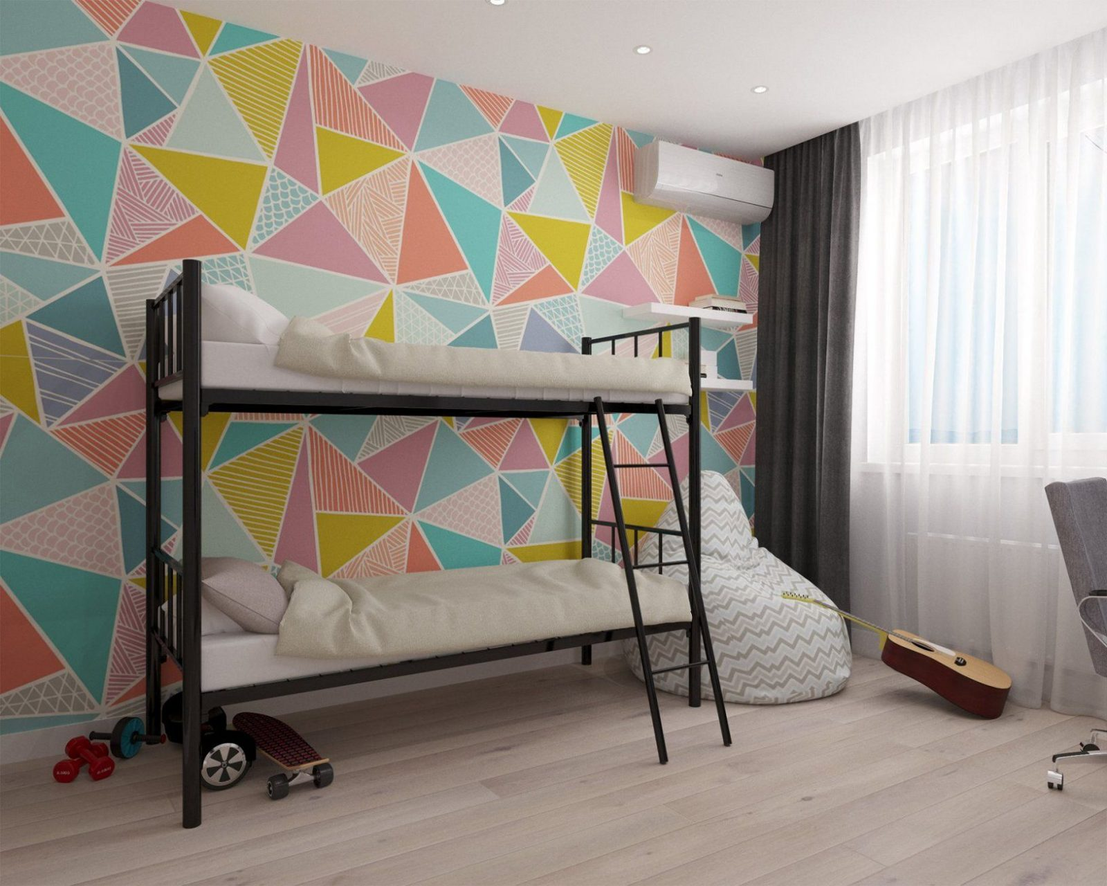 Etagenbetten Für Erwachsene Günstig : Hochbett für erwachsene mit schreibtisch und kleiderstange finn von