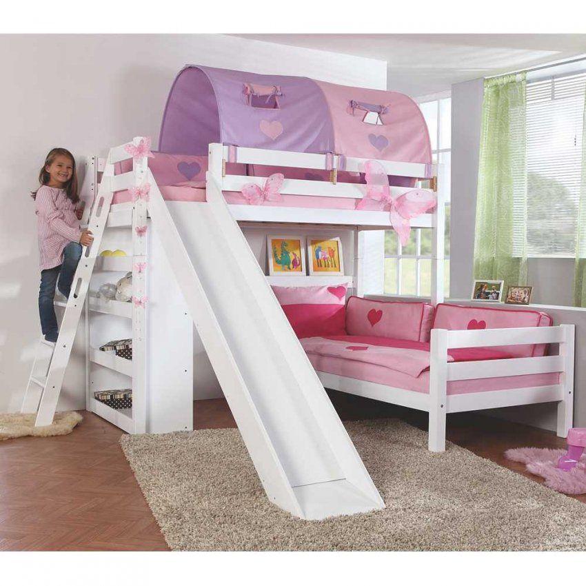 Etagenbett Mit Rutsche Online Kaufen  Pharao24 von Kinderhochbett Mit Rutsche Günstig Kaufen Bild