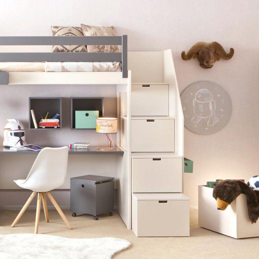 Etagenbett Mit Treppe Asoral Hochbett Loft Xl Liso Schreibtisch 4 von Treppe Für Hochbett Kaufen Photo